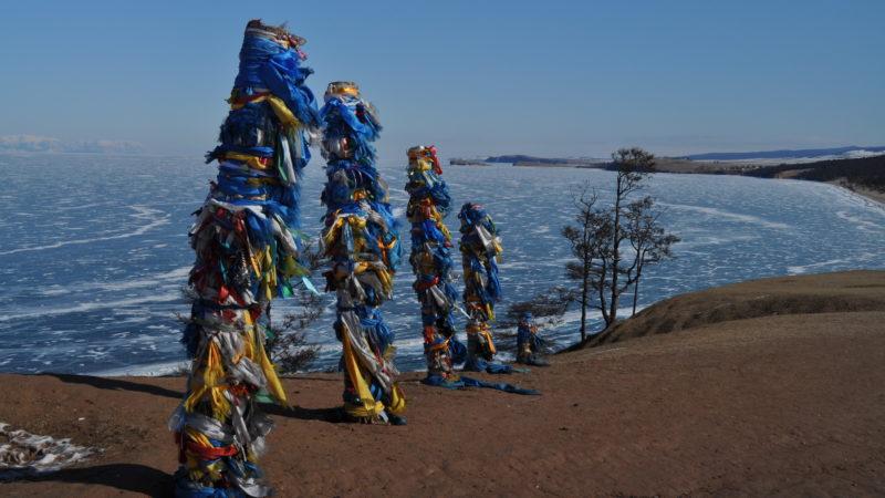 Szamanizm na Syberii.Bajkalskie śniadanko w towarzystwie duchów