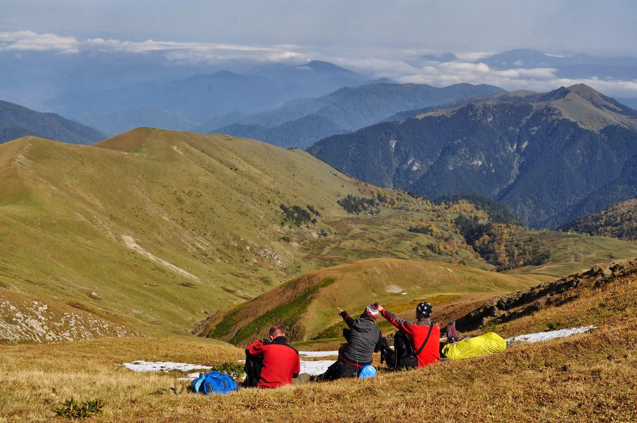 Gruzińskie KAC VEGAS – czyli jak zasypiając w górach Bordżomi, obudziliśmy się nad Morzem Czarnym