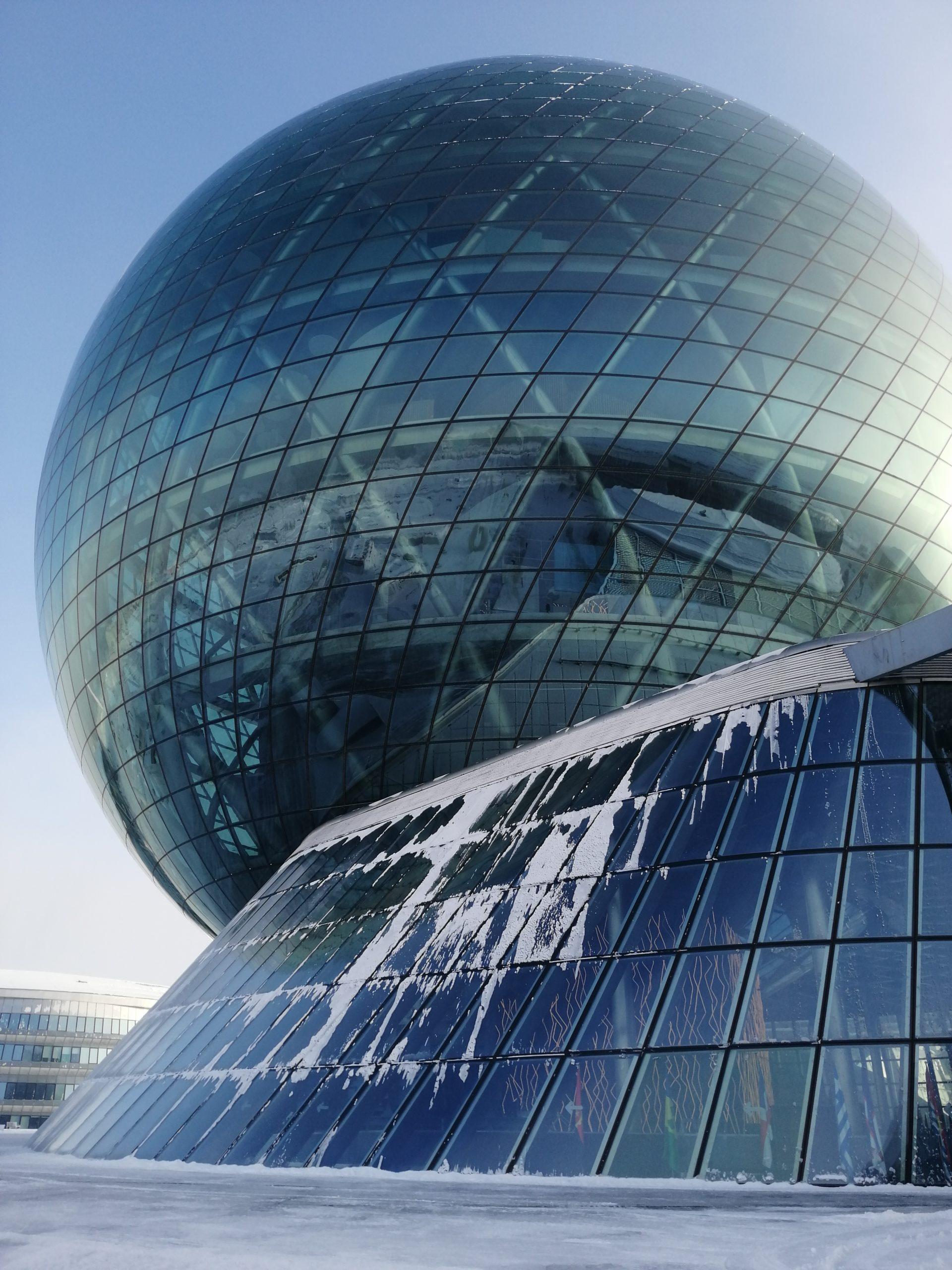 Nur – Sultan . Miasto wymyślone.