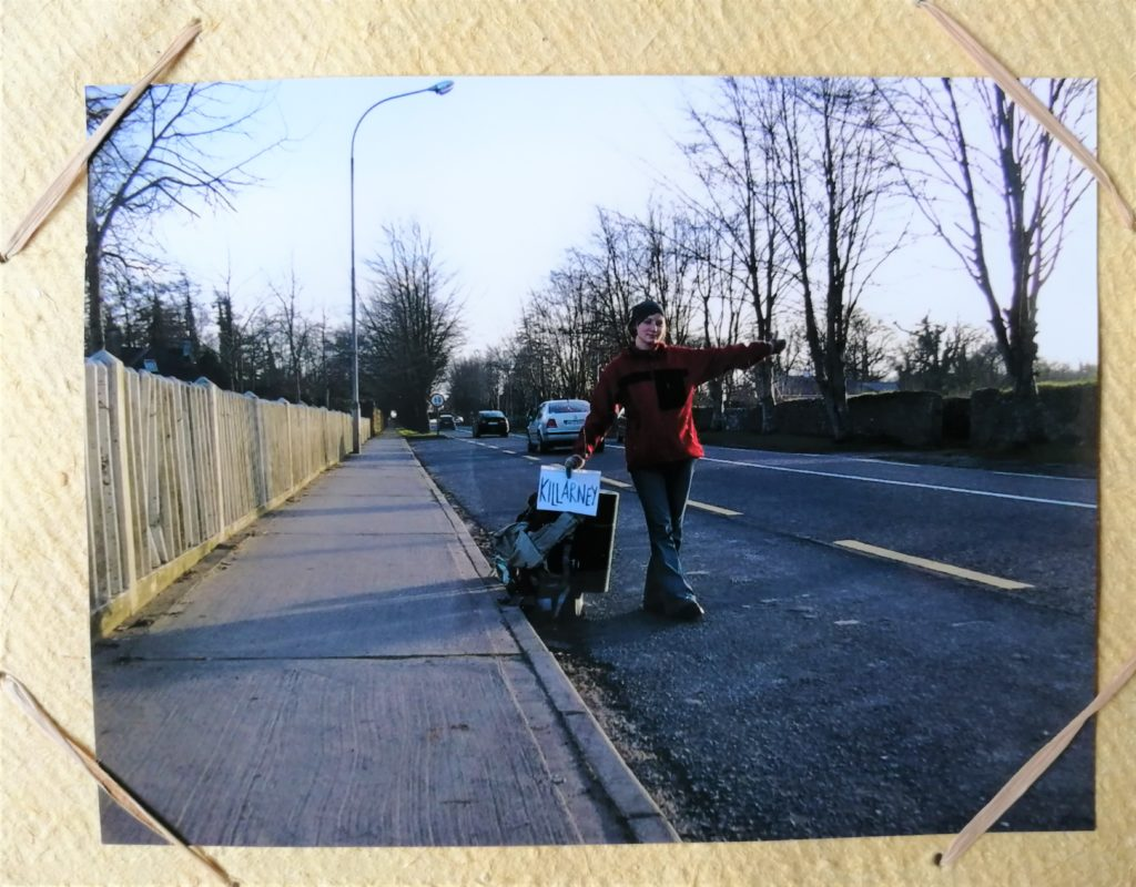 Autostop w Irlandii